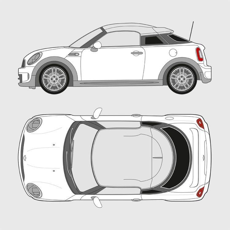 Mini Coupe 2012-