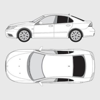 Saab 9-3 5-dörrar