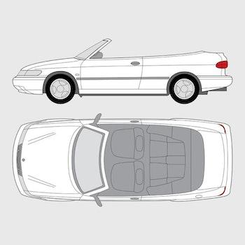 Saab 900 Cab