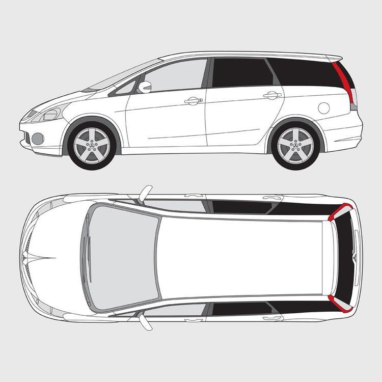Mitsubishi Grandis 2004-2012