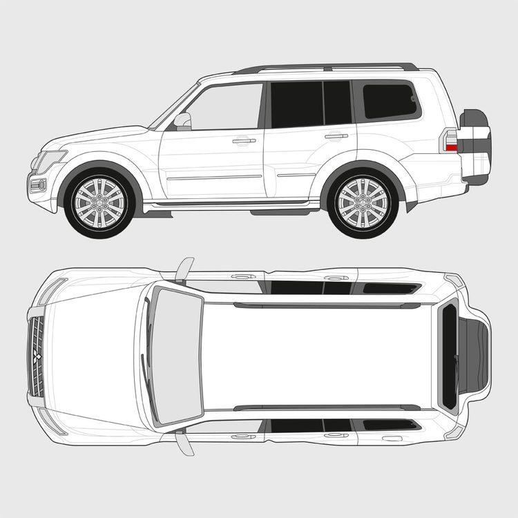 Mitsubishi Pajero 2015-