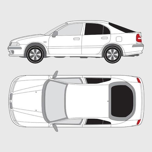 Mitsubishi Carisma 5-dörrar