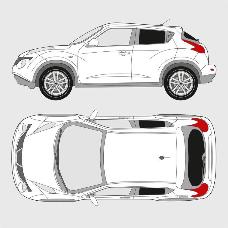 Nissan Juke 2010-