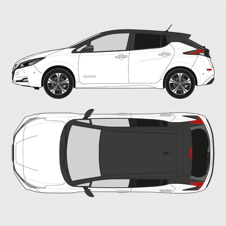 Nissan Leaf 2018-