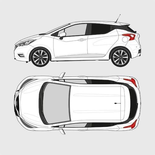 Nissan Micra 5-dörrar