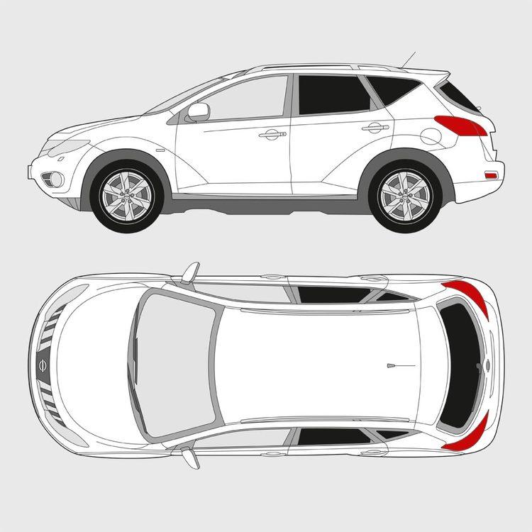 Nissan Murano 2007-