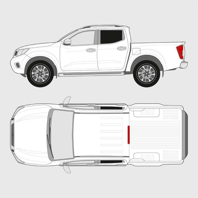 Nissan Navara Double Cab 2015-