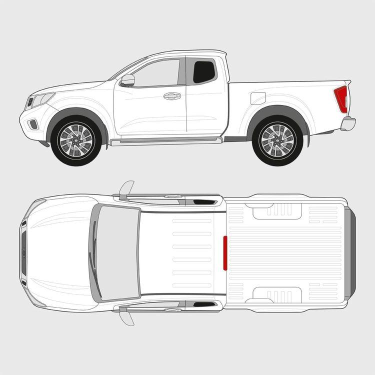 Nissan Navara Singel Cab 2015-
