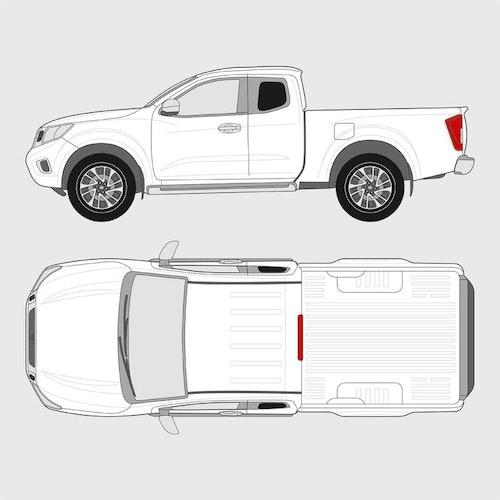 Nissan Navara Singel Cab