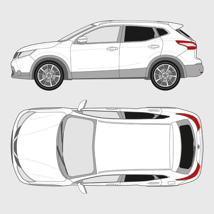Nissan Qashqai 2015-
