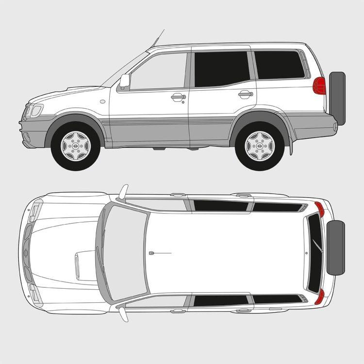 Nissan Terrano 1994-2006