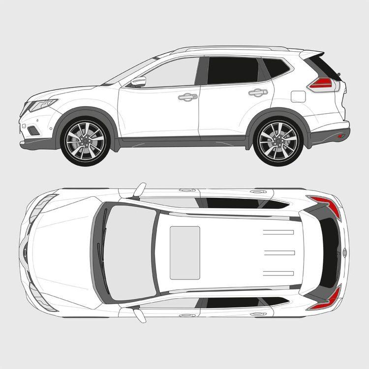Nissan X-Trail 2014-
