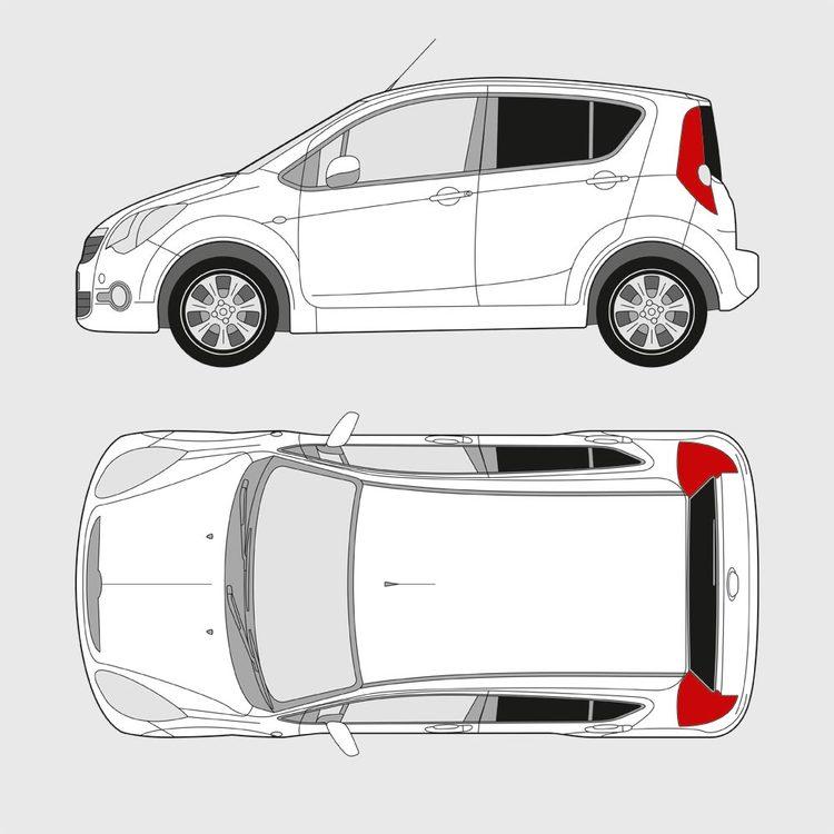 Opel Agila 2007-2015