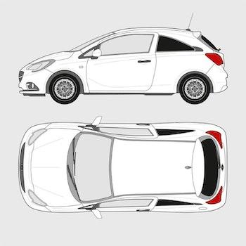 Opel Corsa 3-dörrar