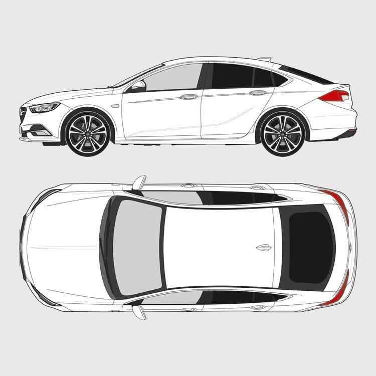 Opel Insignia 5-dörrar 2017-