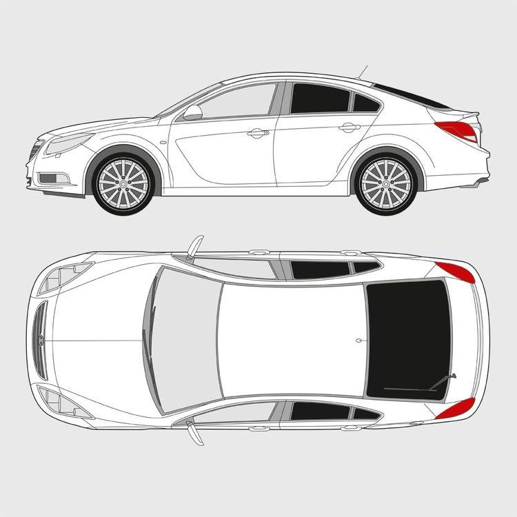Opel Insignia 5-dörrar 2008-2017