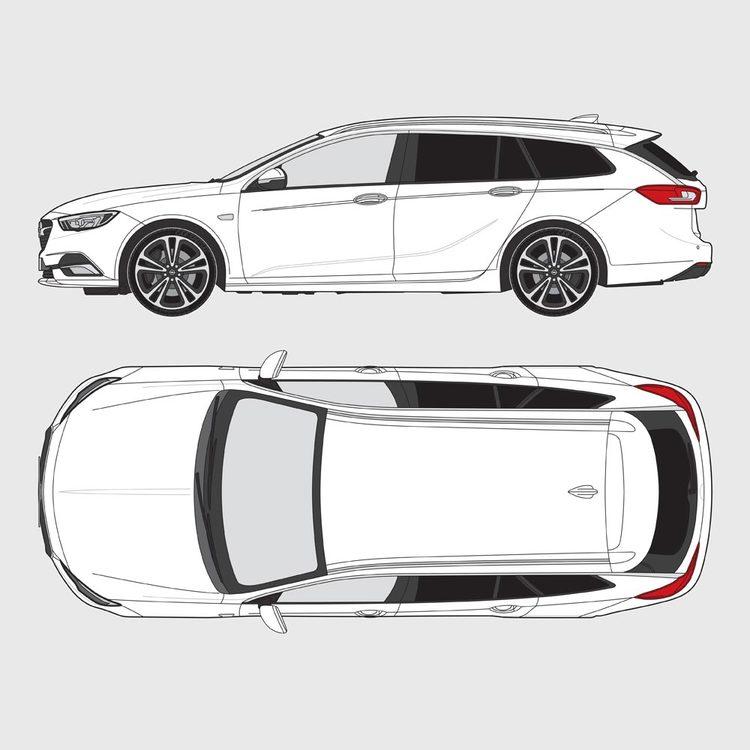 Opel Insignia kombi 2017-