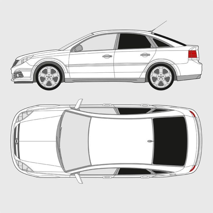 Opel Vectra 5-dörrar 2003-2008