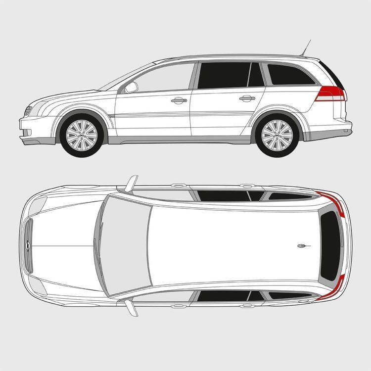 Opel Vectra kombi 2003-2008