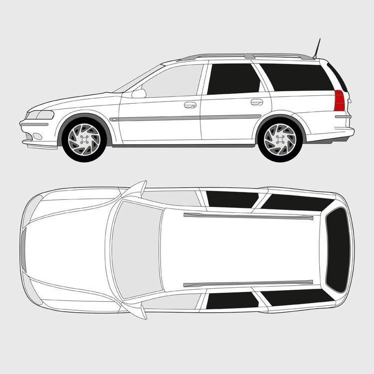 Opel Vectra kombi 1996-2003
