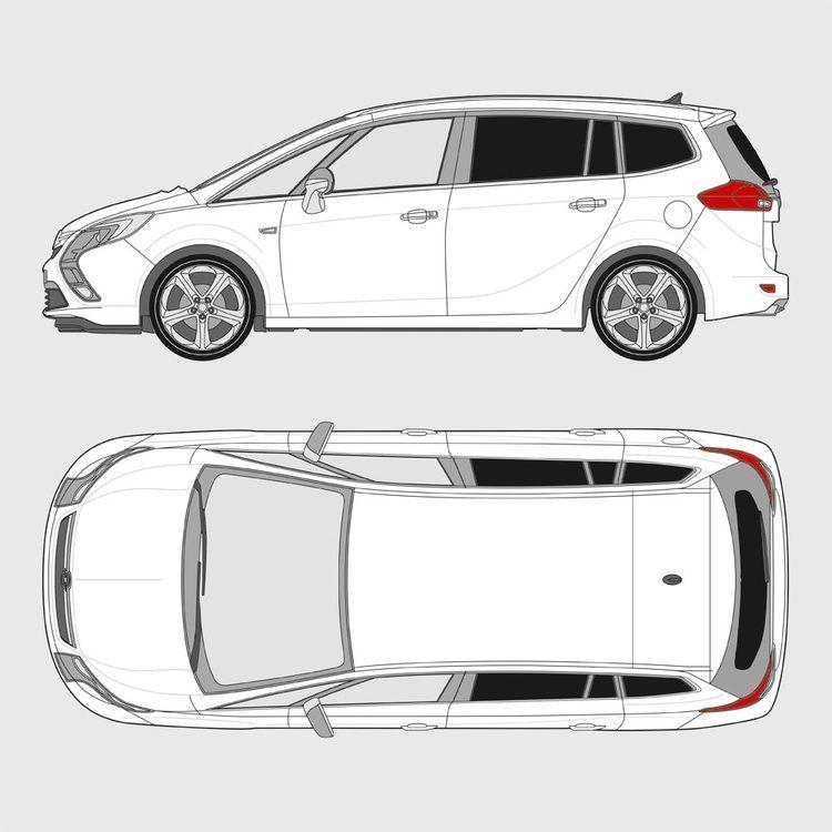 Opel Zafira 2011-2017