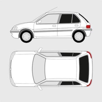 Peugeot 106 5-dörrar