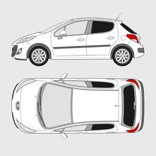 Peugeot 207 5-dörrar