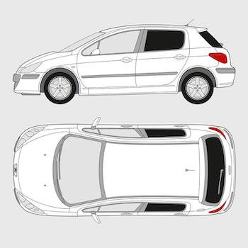 Peugeot 307 5-dörrar