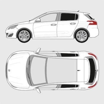 Peugeot 308 5-dörrar