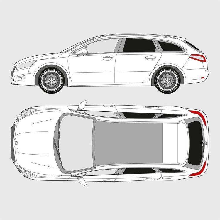 Peugeot 508 SW 2011-2018