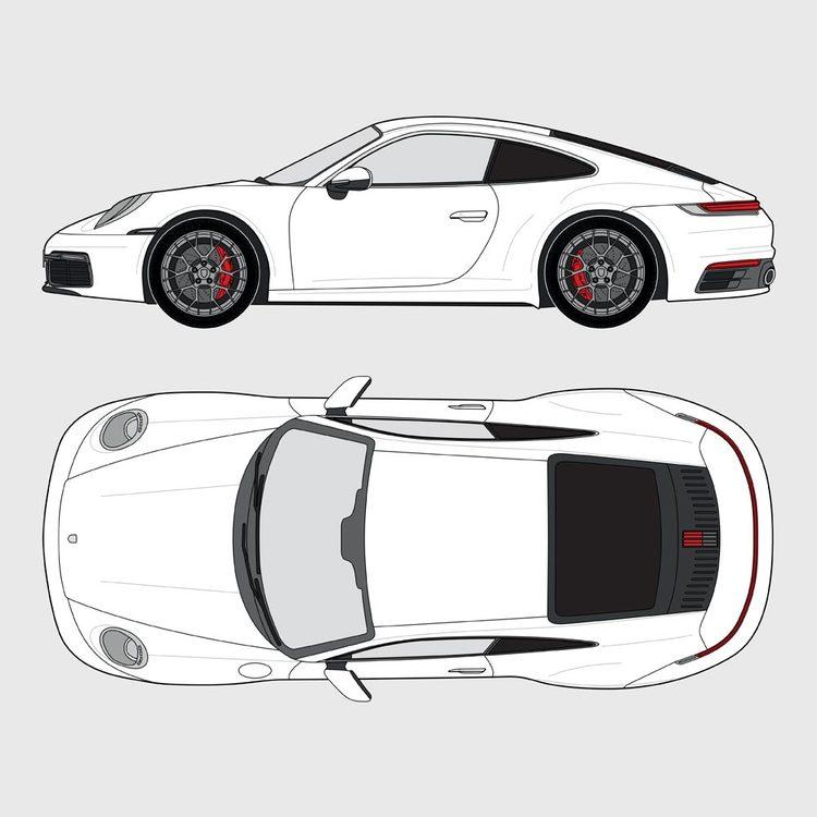 Porsche 911 2019-
