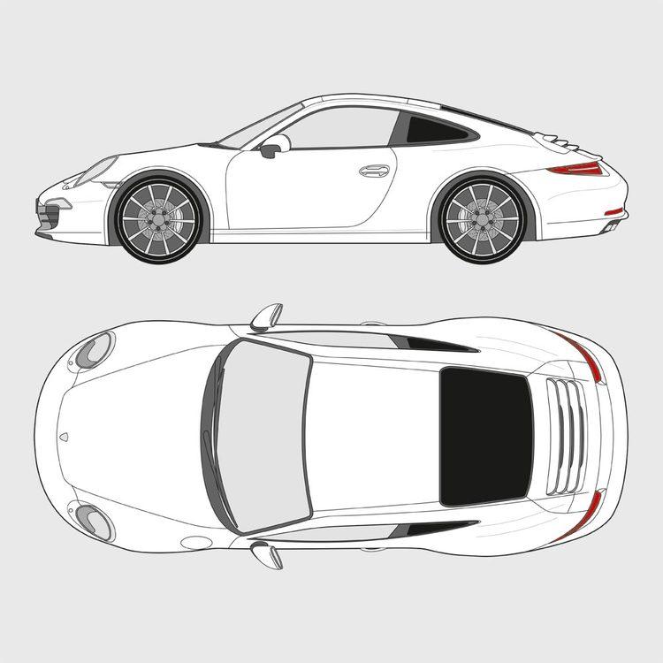 Porsche 911 2012-2019