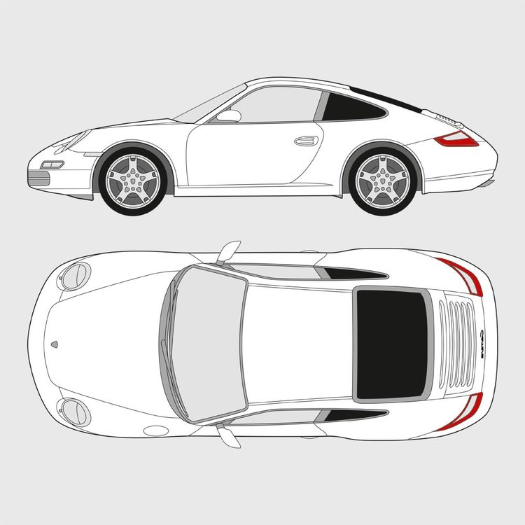 Porsche 911 2005-2011