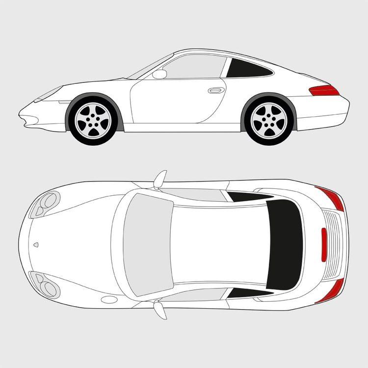 Porsche 911 1997-2004