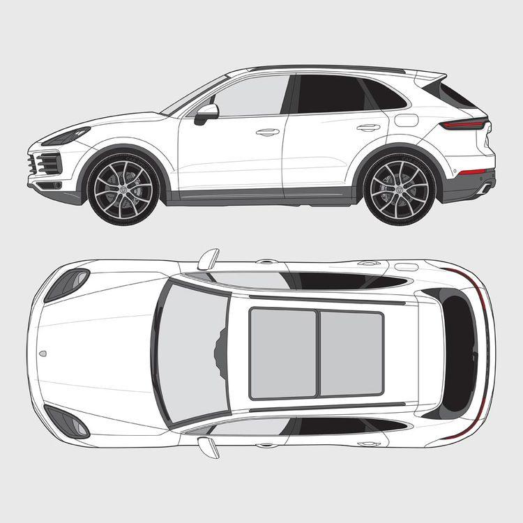 Porsche Cayenne 2018-