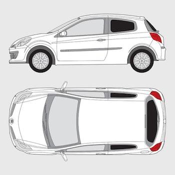 Renault Clio 3-dörrar