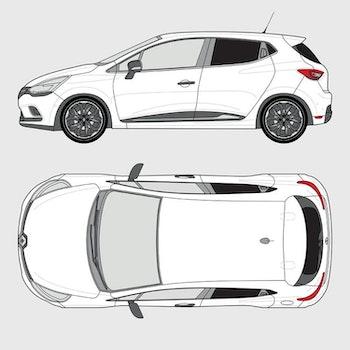 Renault Clio 5-dörrar