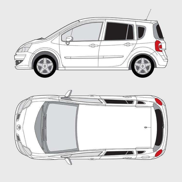 Renault Grand Modus 2008-2012