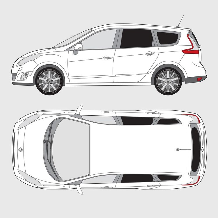 Renault Grand Scenic 2009-2017