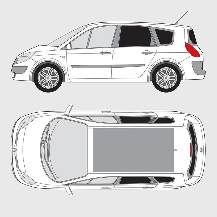 Renault Grand Scenic 2004-2009