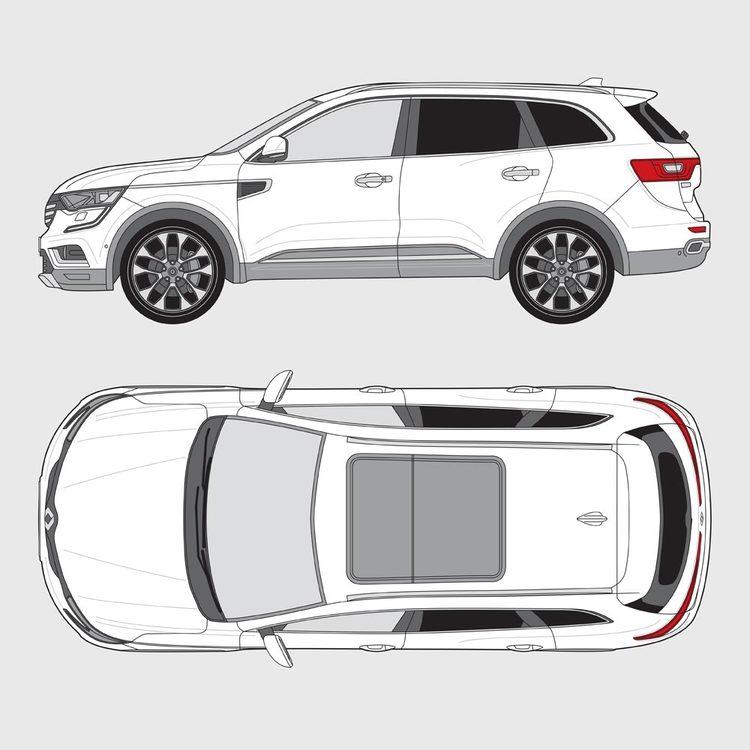 Renault Koleos 2017-
