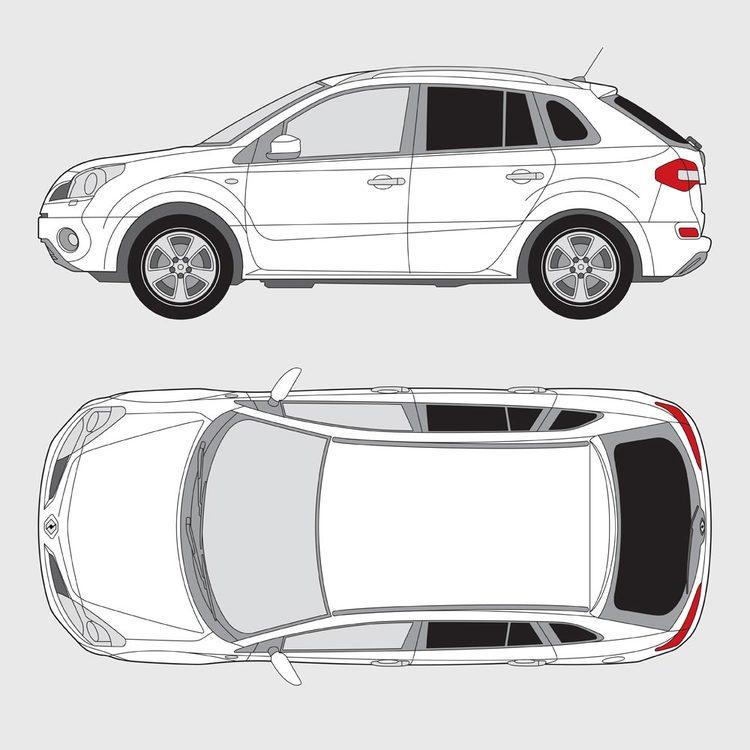 Renault Koleos 2009-2017