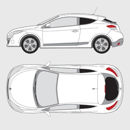 Renault Megan 3-dörrar