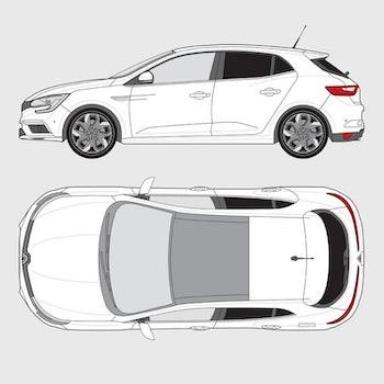 Renault Megan 5-dörrar