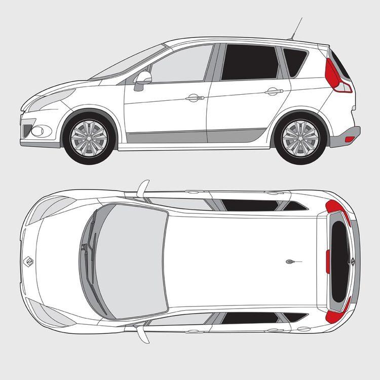 Renault Scenic 2009-2017