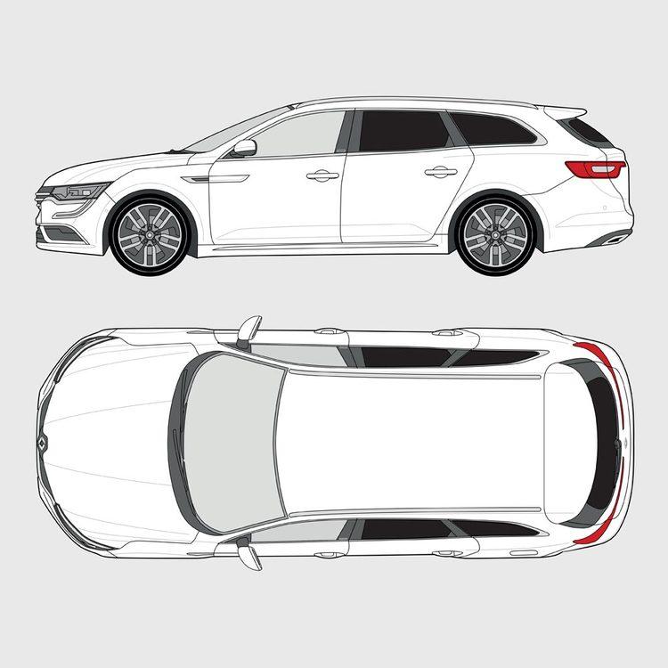 Renault Talisman kombi 2017-