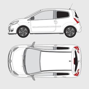 Renault Twingo 3-dörrar