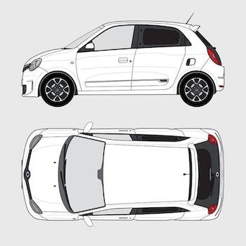 Renault Twingo 5-dörrar
