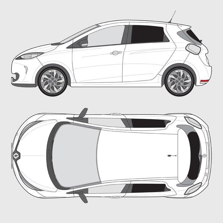 Renault Zoe 2014-
