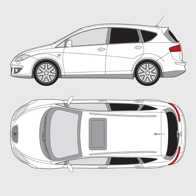 Seat Altea XL 2005-2016